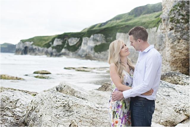 Northern Ireland pre-wedding photography