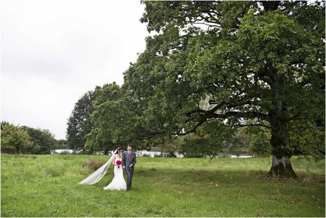 Crom Estate wedding