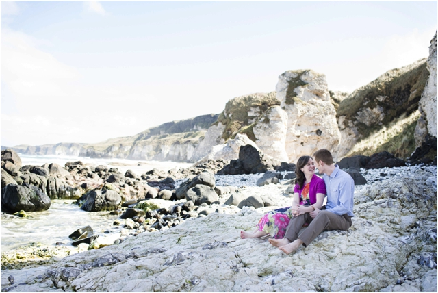 Pre-wedding shoot Portrush