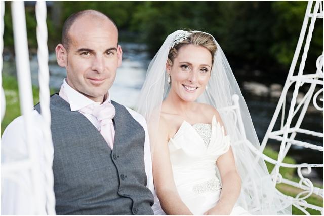 wedding photographer Galgorm Resort and Spa
