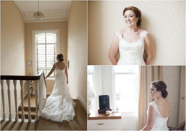 wedding photographers Malone House