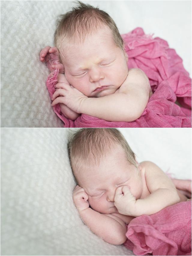 Northern Ireland newborn photography