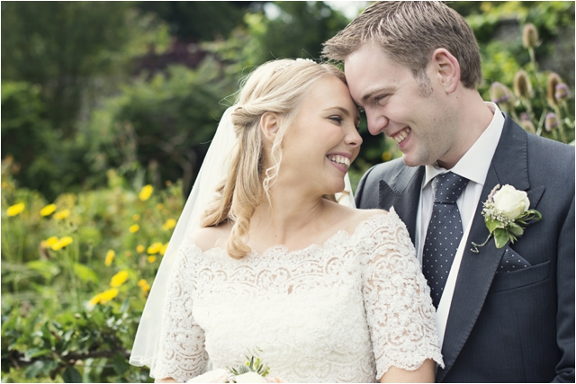 Larchfield Estate wedding photography- Alison and Samuel
