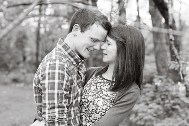 Roe Valley Engagement photography -Claire and Craig