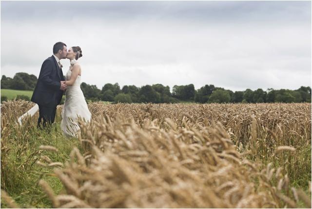 Lissanoure Castle wedding-Gemma and Kévin