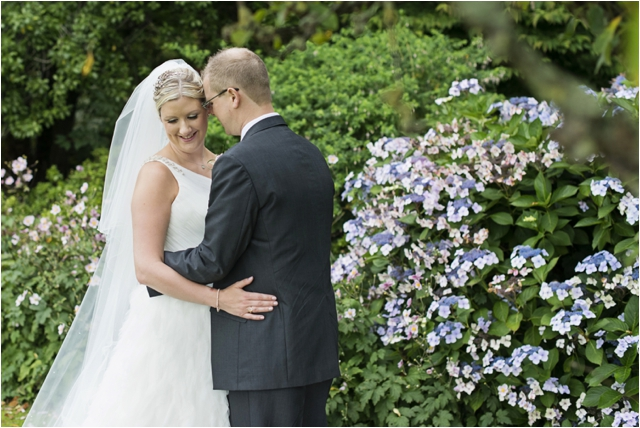 Barbara and Peter- Stormont wedding