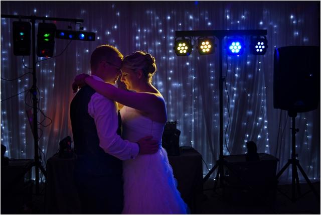 Stormont wedding