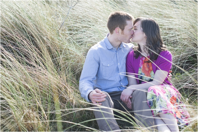 Pre-wedding shoot Portrush- Sarah and Daf