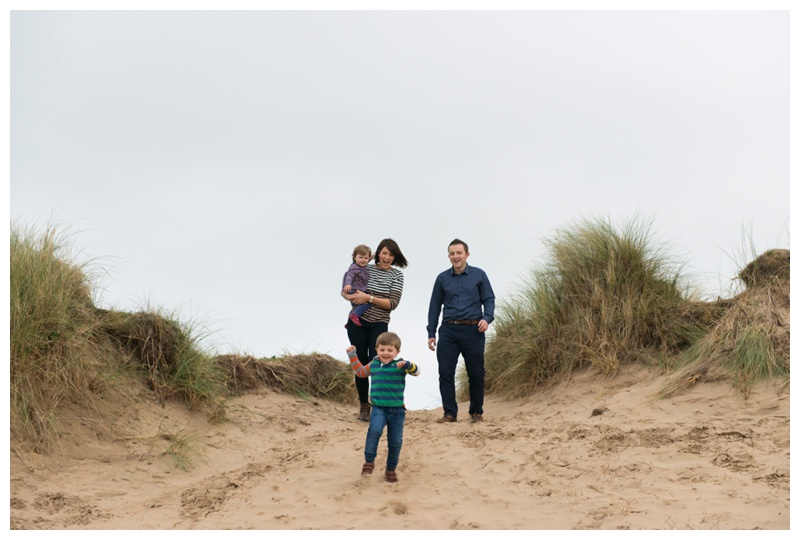 Family photography Portstewart