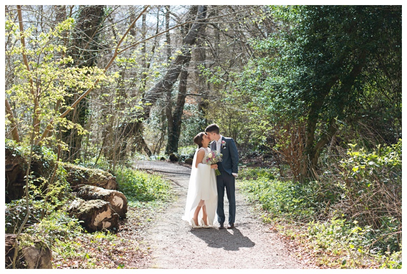 Relaxed Crawfordsburn weddings