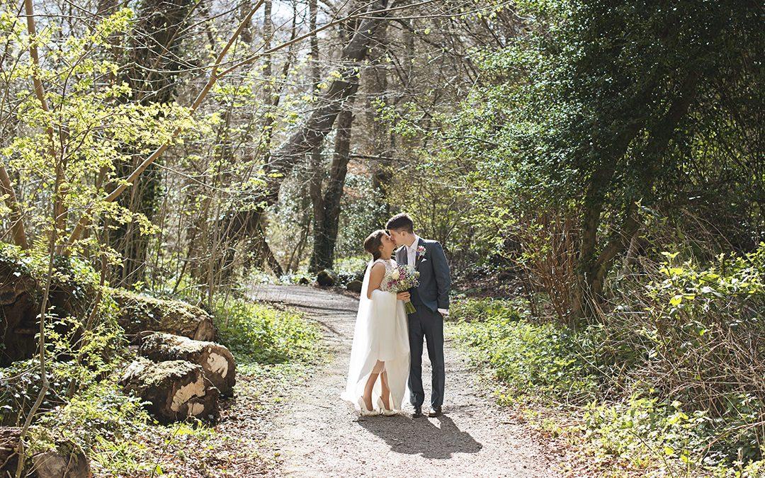 Relaxed Crawfordsburn wedding- Jemma and Scott