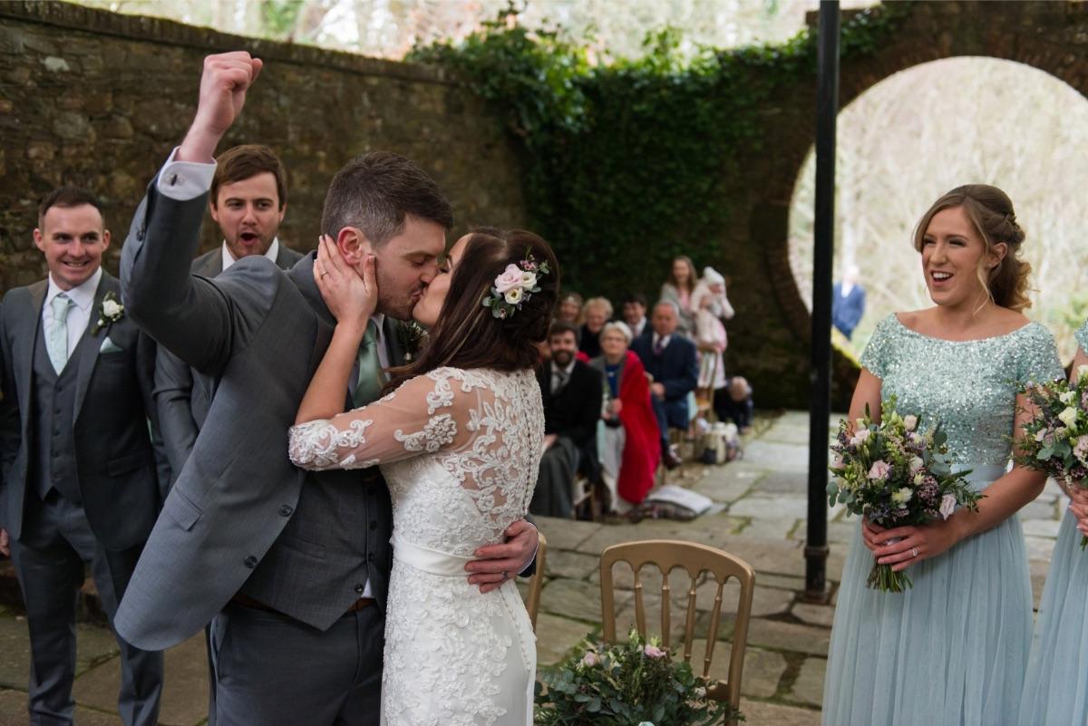 Northern Ireland wedding photography – Drenagh wedding – Emma and Steven