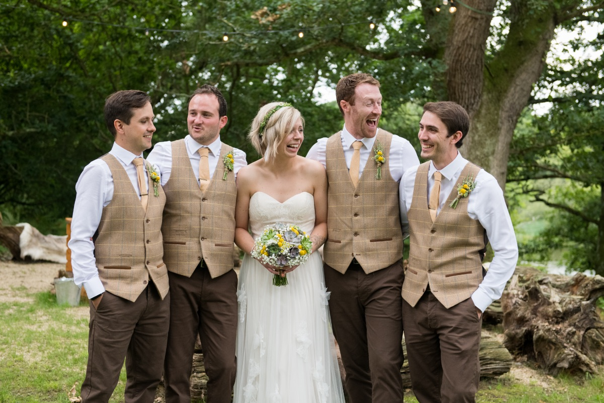 ten tips for a relaxed wedding day