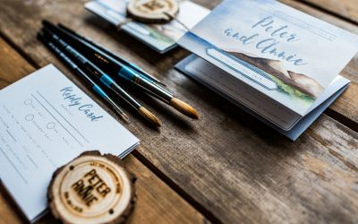 Planning your wedding in Northern Ireland – How to choose your perfect wedding stationery