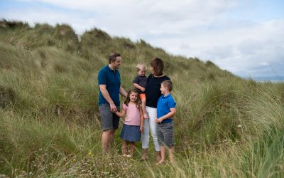 Family photography Northern Ireland- Portstewart Family photography