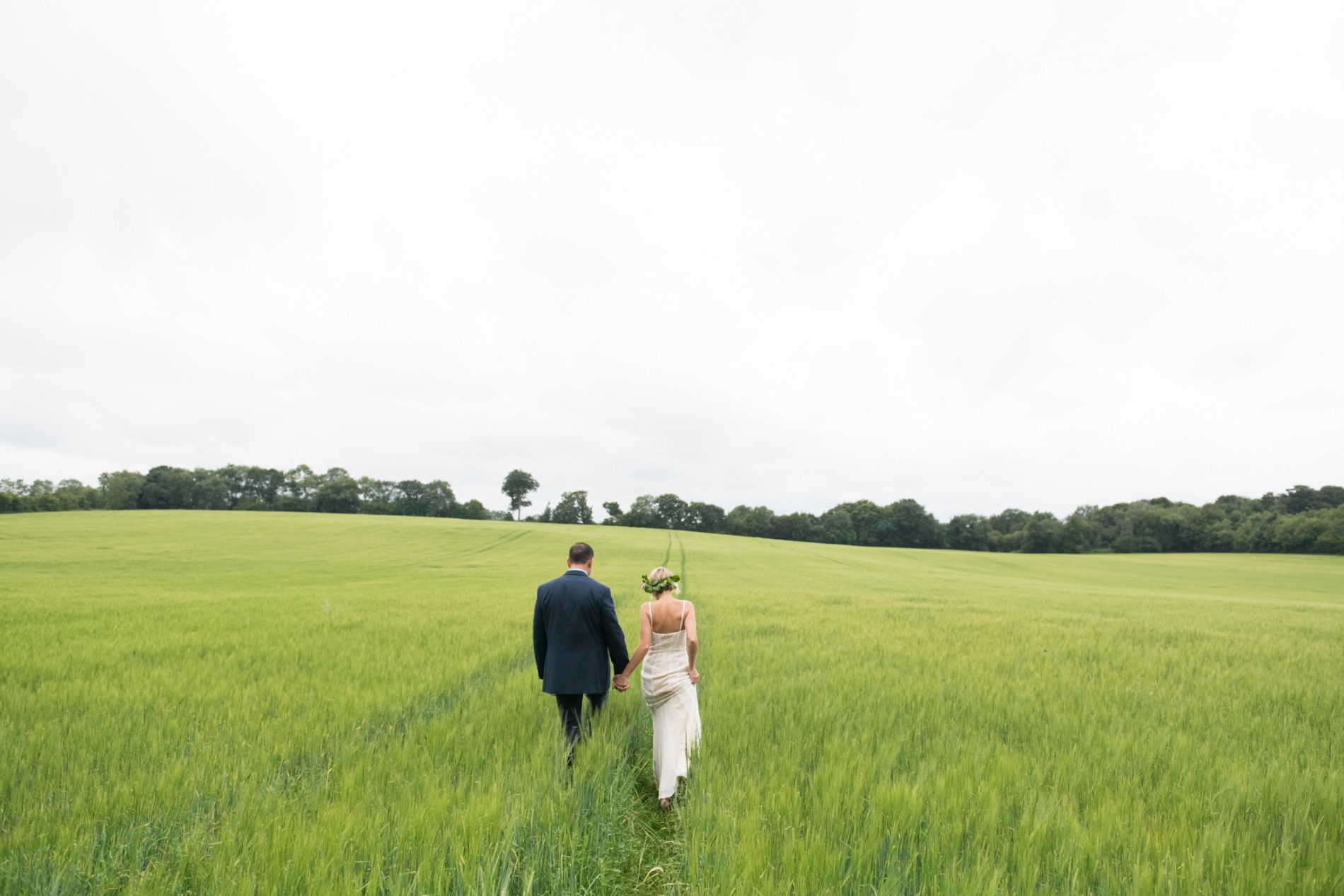 Northern Ireland elopement – Lindsay and Dave