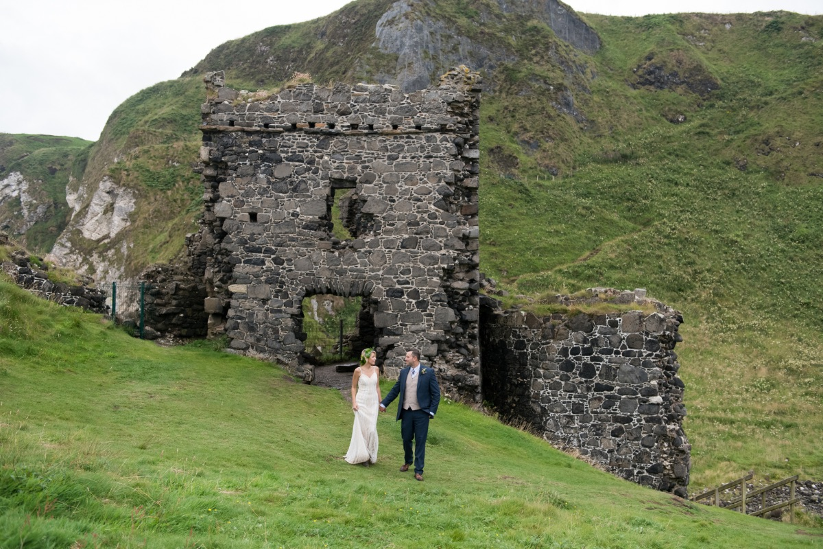 elope to Northern Ireland Causeway coast