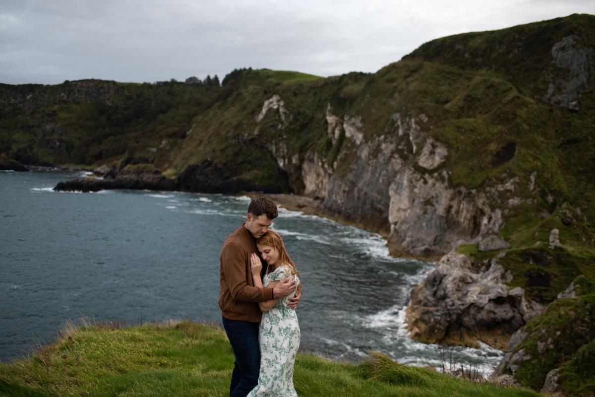 Causeway Coast Northern Ireland wedding photography