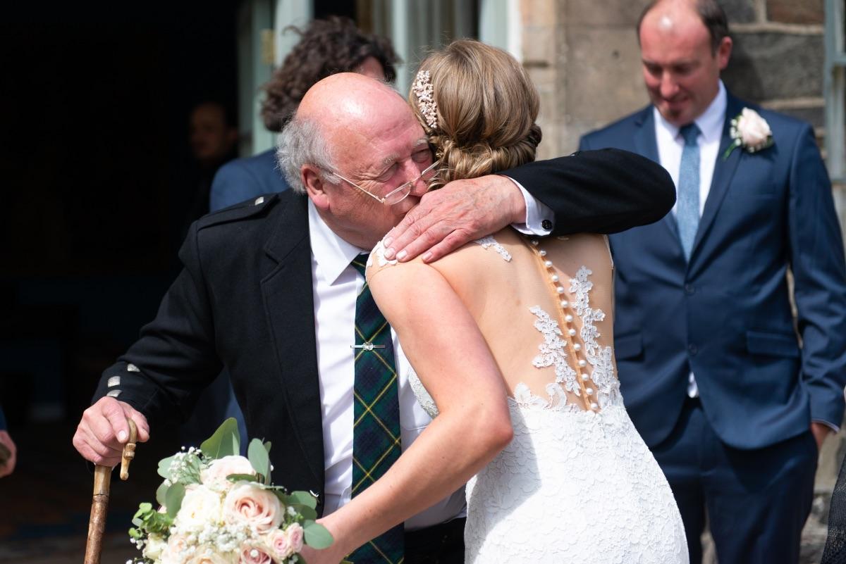 Lissanoure Castle weddings